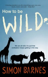 How to be wild book cover