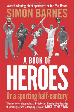 A book of heroes book cover