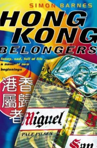 Hong Kong belongers book cover