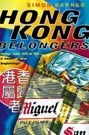 Hong Kong belongers book cover