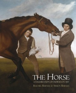The Horse In Art Book Book Cover