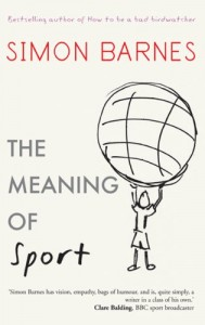 The Meaning Of Sport Book Cover